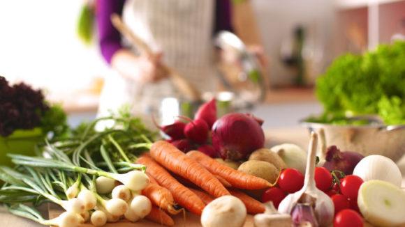 resepti vegaaninen kasviskeitto