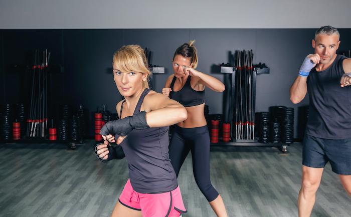 Kamppailulajitunti Battle on tehokasta ja hauskaa liikuntaa
