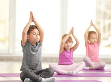 Lasten liikunta on oppimista ja leikkiä