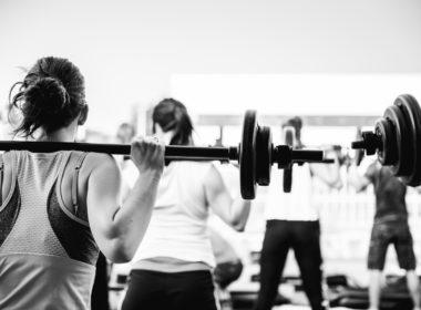 Forever Pump on tehokas lihaskuntotunti.