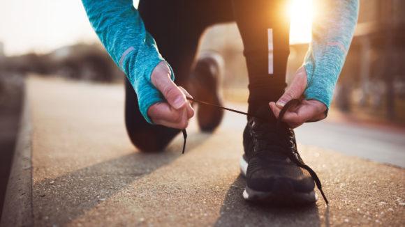 Tavoitteet juoksussa tekevät liikunnasta hauskempaa.