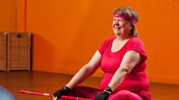 Liikunnan voi aloittaa minkä ikäisenä tahansa