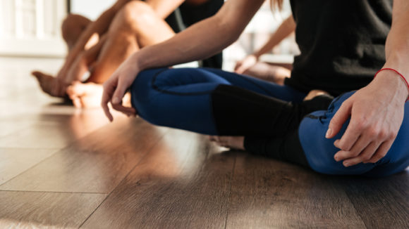 Keho kertoo miten liikkua