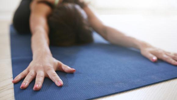Jooga virkistää mieltä ja kehoa.
