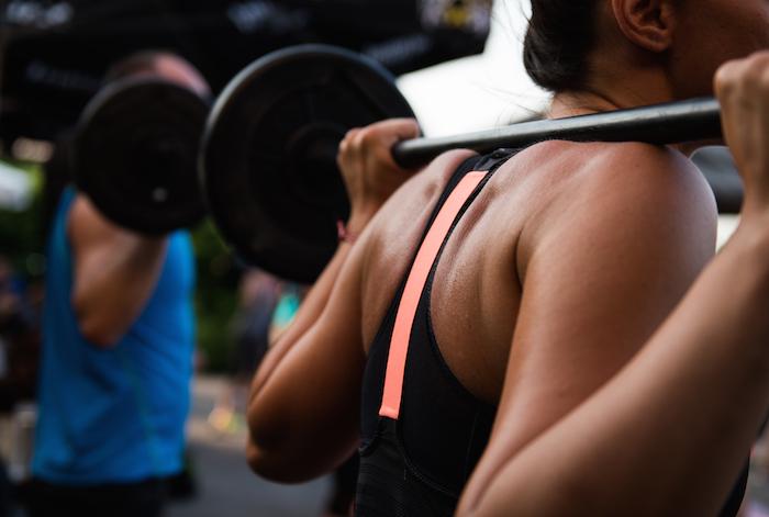 Powerbody kiinteydy ja kasvata lihaksia