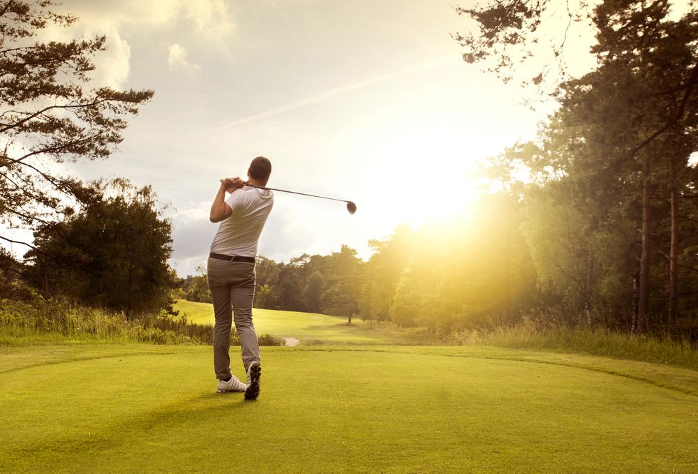 Golfaajan kuntosaliharjoittelu