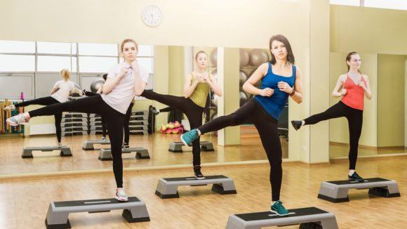 liikuntaintoa ryhmäliikuntatunneilla