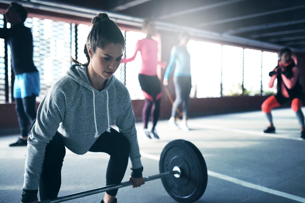 kuopion kuntosalilla teet myös toiminnallista treeniä