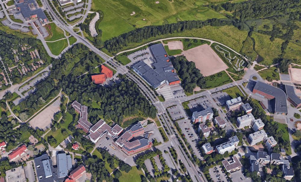 Kuntosali Espoon keskus