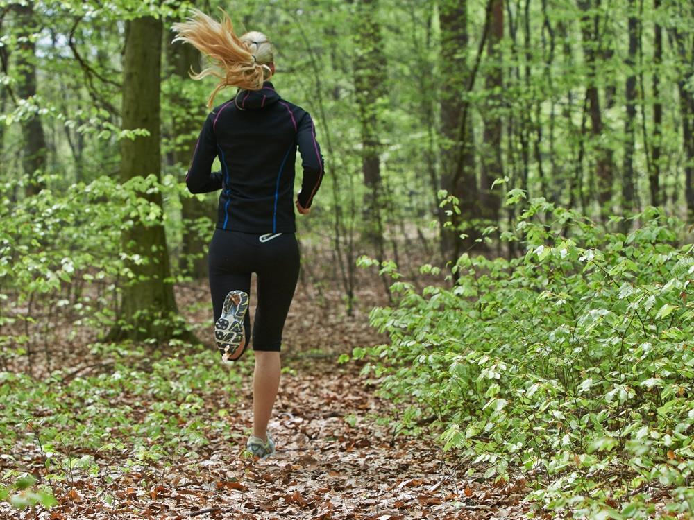 Polkujuoksun harjoitusohjelma