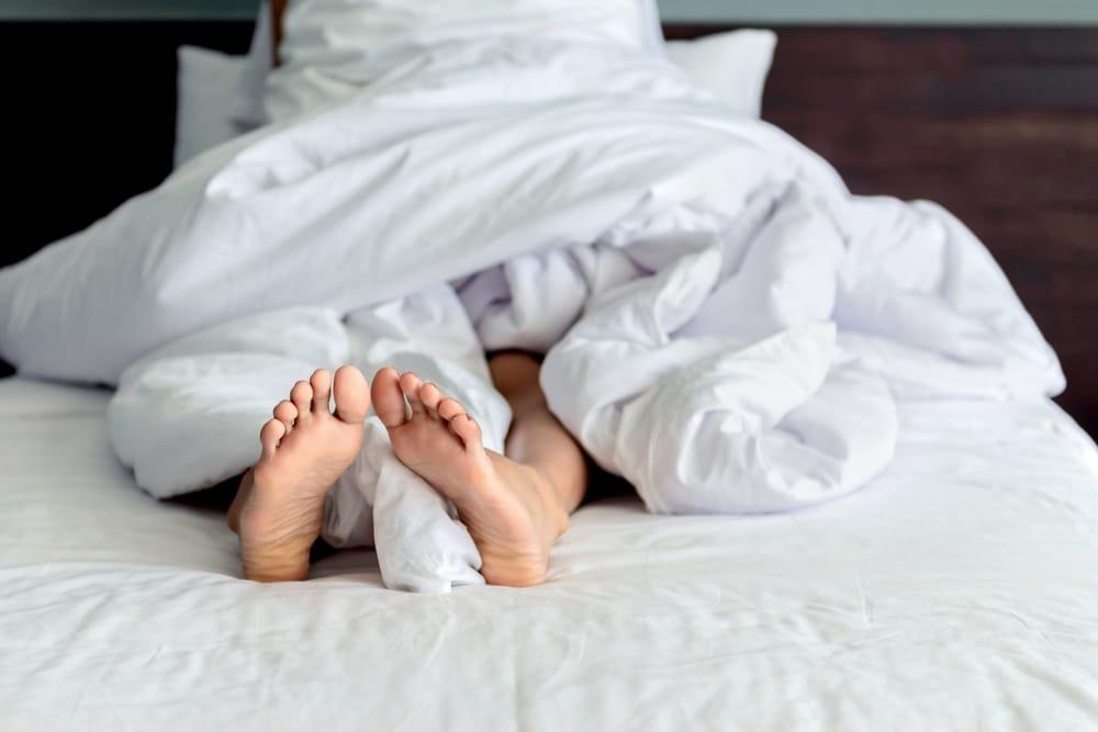 Kehomeditaatio auttaa kehoa lepäämään
