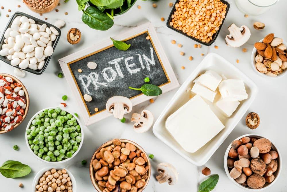 proteiinin puute