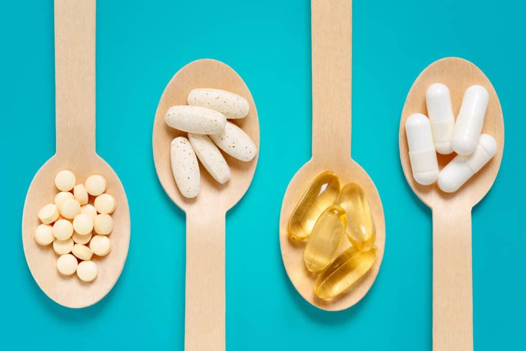 kuntosalilla kävijän vitamiinit